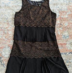 Jessica Simpson Pleated Shift Dress
